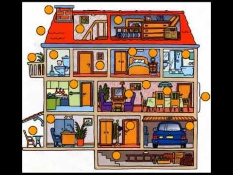 exercice pour identifier les pi ces de la maison maison pinterest de la maison exercices. Black Bedroom Furniture Sets. Home Design Ideas