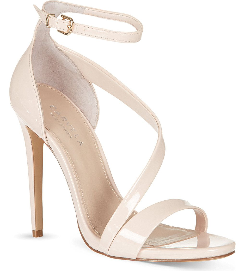 Bridal Shoes Selfridges: CARVELA - Gosh Sandals