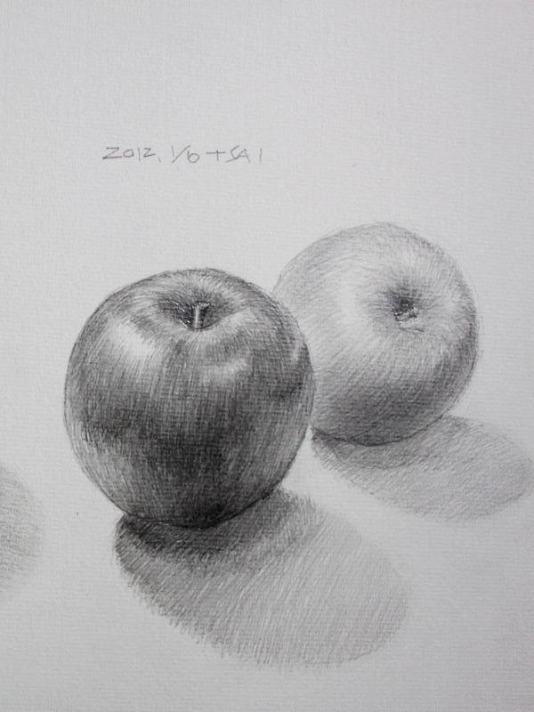 蘋果鉛筆素描@ 索菲亞美術Sophia's Art新竹美術教室:: 隨意窩Xuite日誌