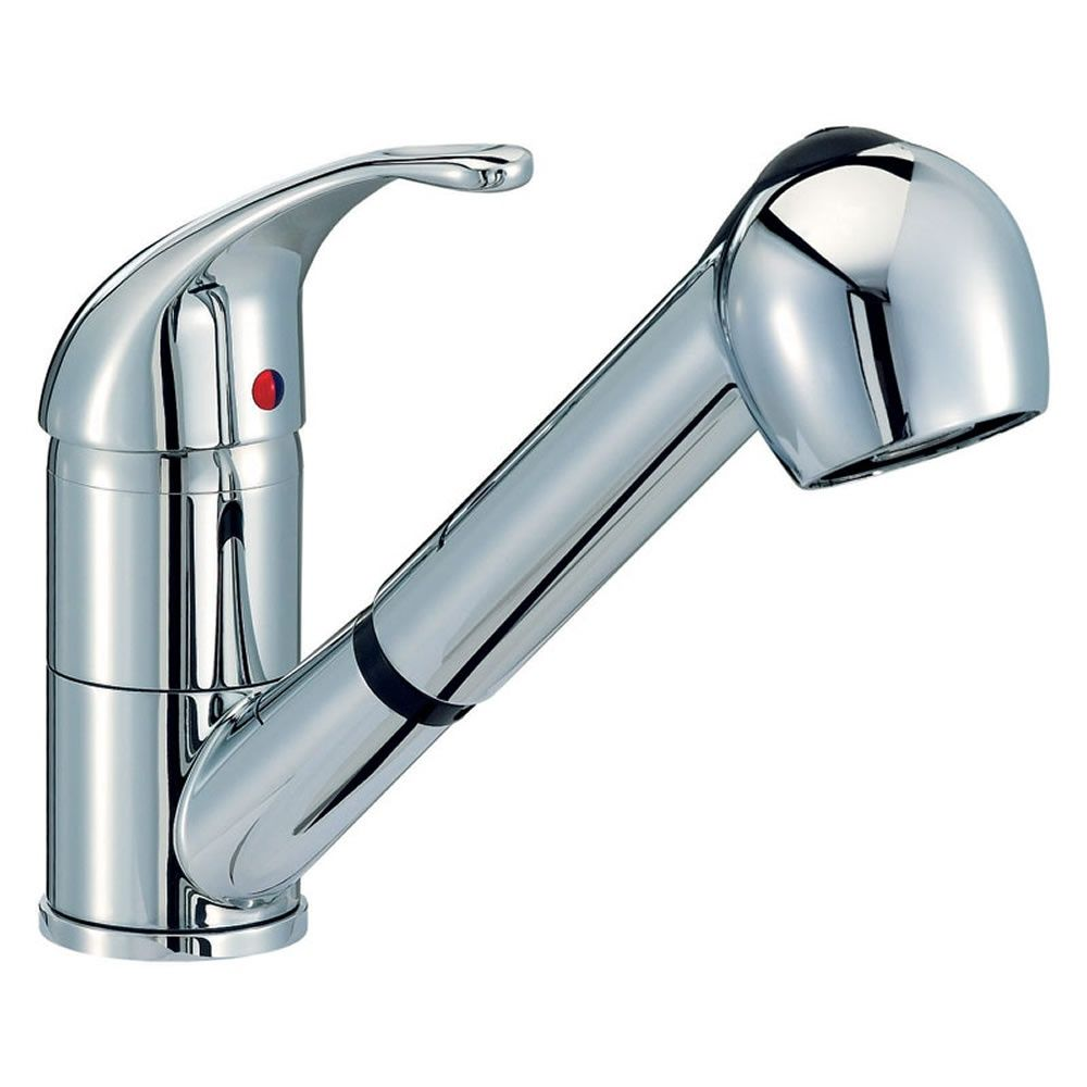 The Titan Kitchen Tap is a stunning blend of design and function ...