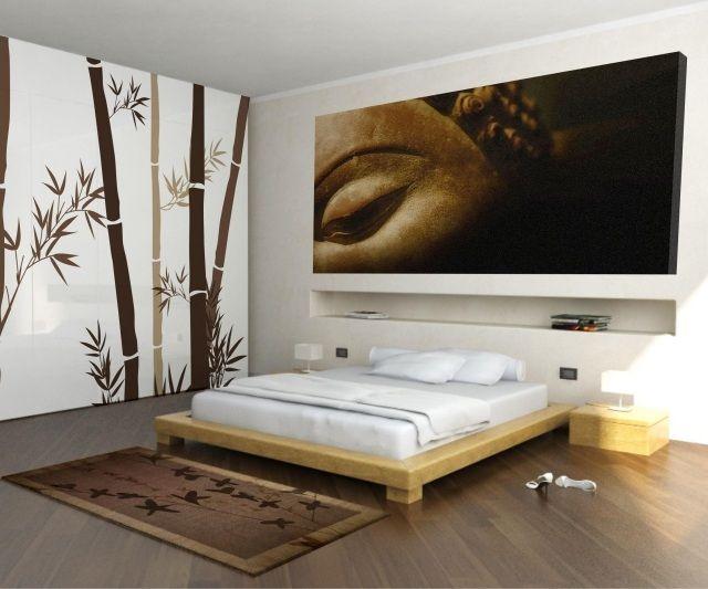 chambre zen quels couleurs meubles et d coration choisir chambre pinterest chambre zen. Black Bedroom Furniture Sets. Home Design Ideas