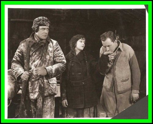 """Wolves of the North"" 1921 Eva Novak, Starke Patterson & Herbert Hayes"