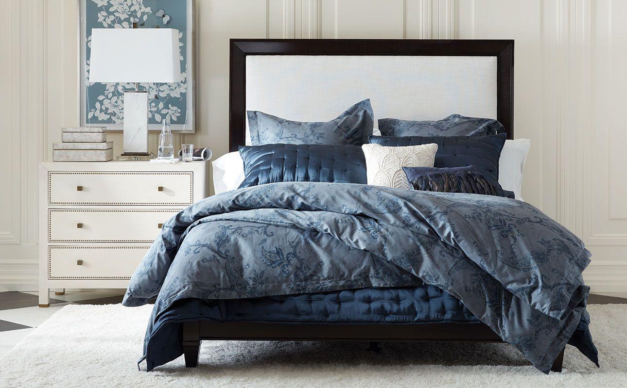 Ethanallen Modernbedroom Upholstered Beds Furniture Bedroom Inspirations