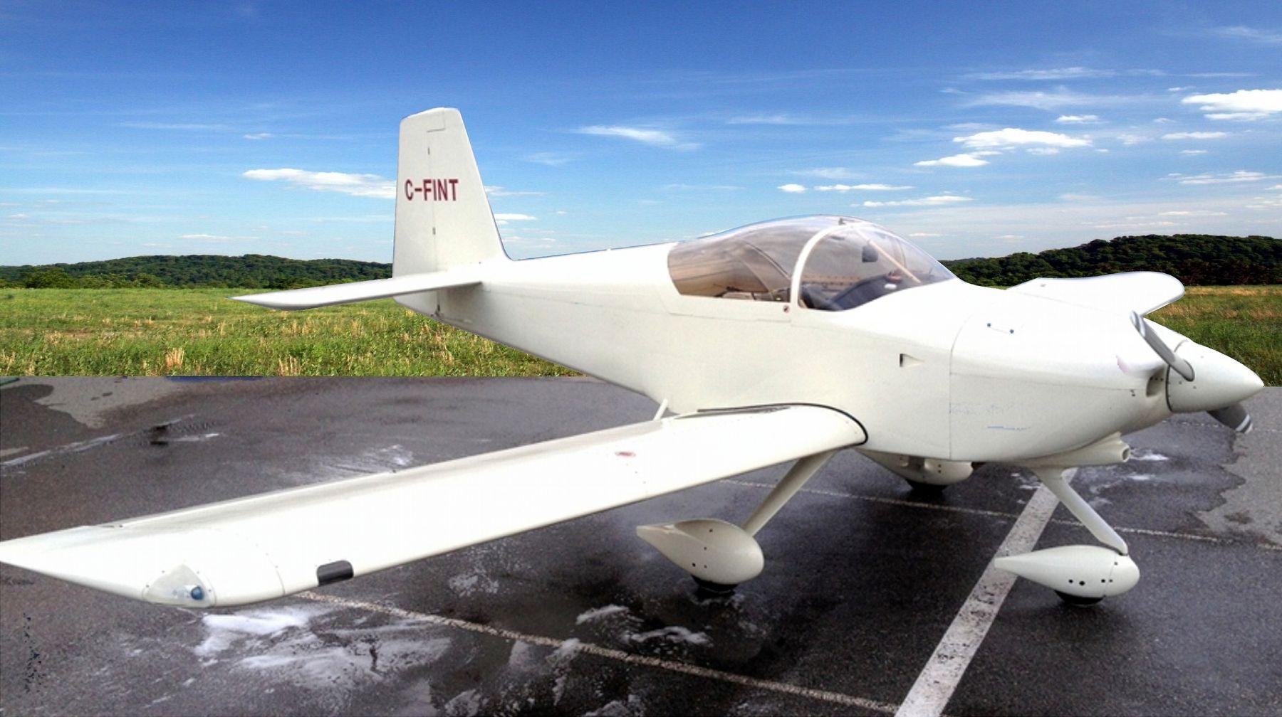 Se5a Experimental Aircraft