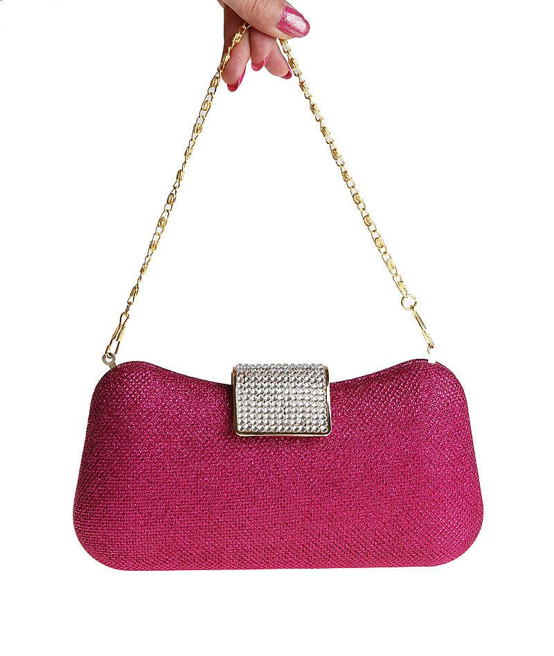 be9a7de362c9 New Diamond Evening Bag Women Clutch Bag Fashion Multicolor Wild Style  Wedding Shoulder Bag High Quality Day Clutches Handbag - HandBagList