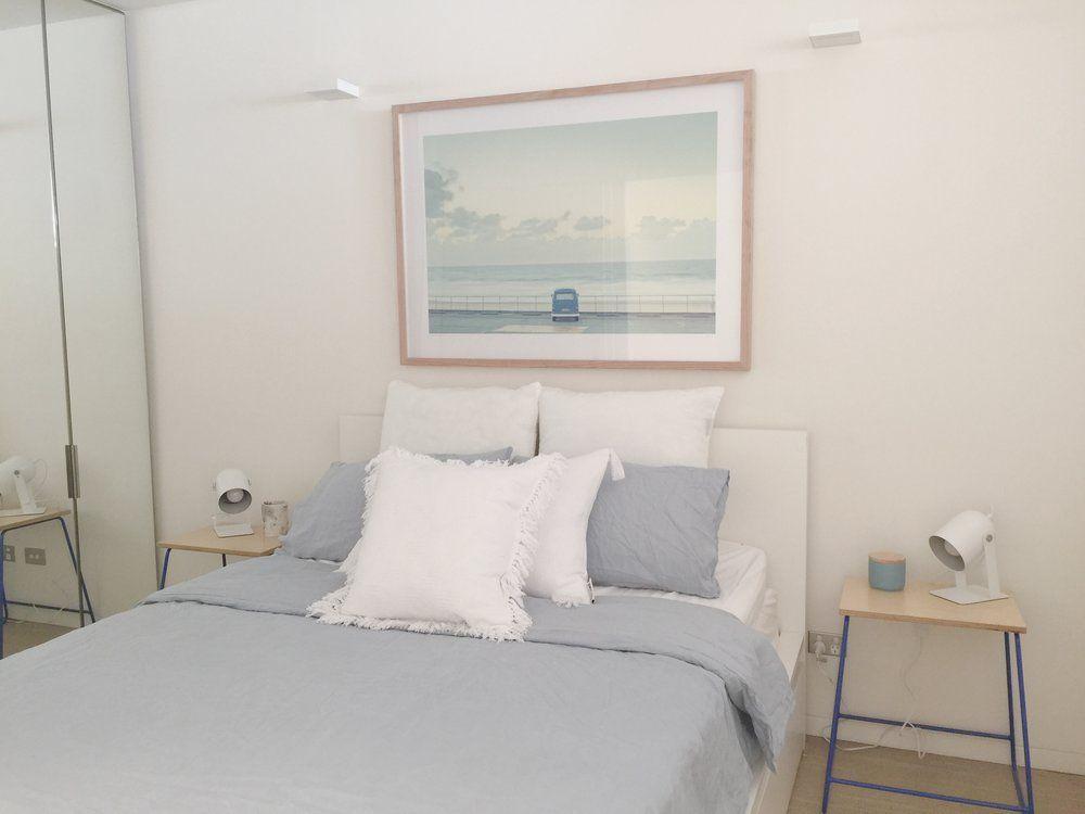 Latest Project: Bondi Beach apartment styling — The Little Design Corner