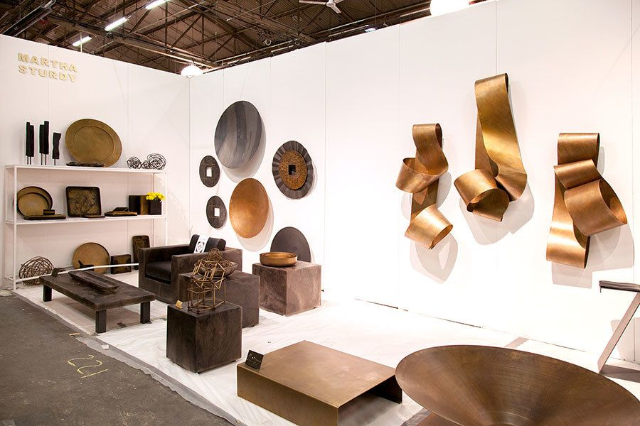 The best booths at ad home design show photos architectural digest also living space house rh pinterest