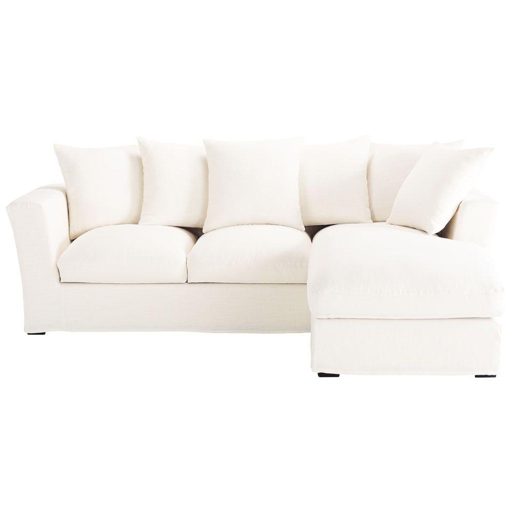 maisons du monde meuble d coration luminaire et canap canap s pinterest canap angle. Black Bedroom Furniture Sets. Home Design Ideas