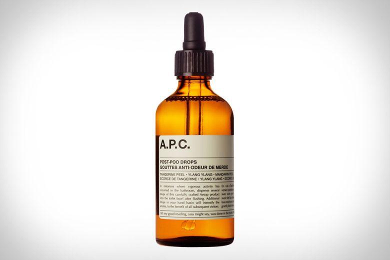 AESOP x A.P.C. Post-Poo Drops