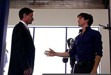 That time he thanked Peter for leading him to Kate even though that meant jail time.  10 Times You Fell In Love With Neal