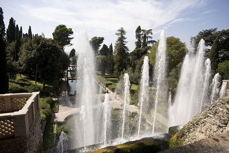 Villa d'Este il trionfo del barocco Idee di viaggio