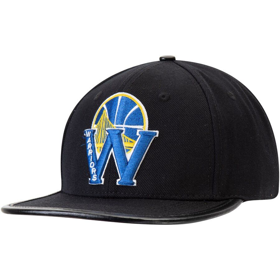 competitive price 4bc8c 2421a Golden State Warriors Pro Standard Blended Logo Adjustable Hat – Black,  Your Price