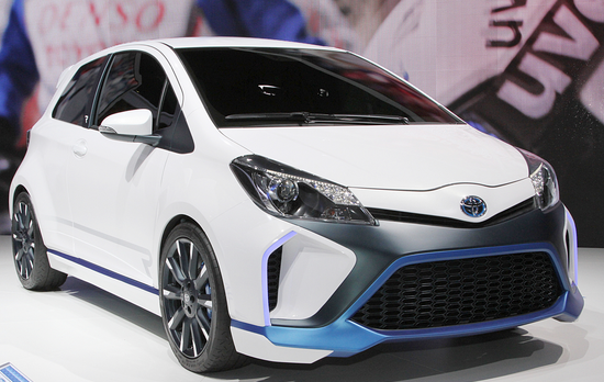 Toyota Yaris Hybrid R Release Date 2015 Toyota Yaris Hybrid R Concept Is Uncovered And All Things Considered Most Automakers Simply Yaris Toyota Toyota Price