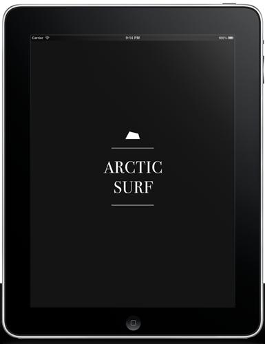 arctic surf brand.