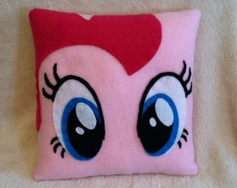 Twilight Sparkle Plush Pillow My Little Pony Bedroom By Cutesykats