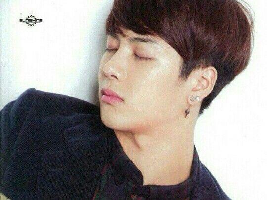 Awe so cute sleeping X3