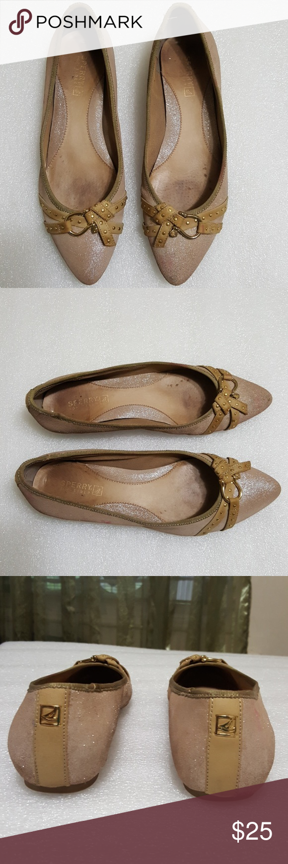 🎈SPERRY TOP SIDER🎈 women's flats size 7