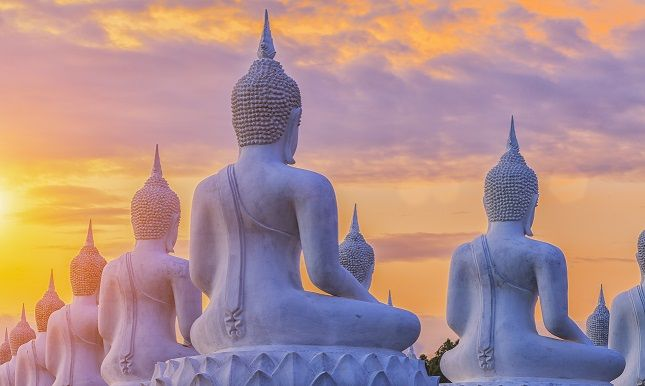 Beautiful sunset #Thailand #StudentFlights #GoYourOwnWay #Travel