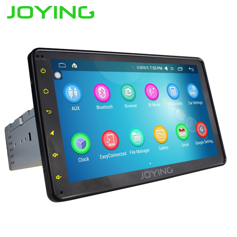 Best Price Joying Hot Sale New Style Car Stereo 1 Din Android 6 0