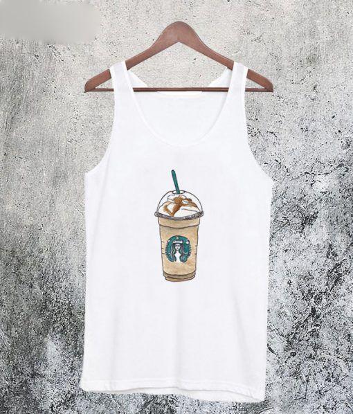 Starbucks Frappuccino Tanktop Starbucks Frappuccino Tanktop #starbucksfrappuccino
