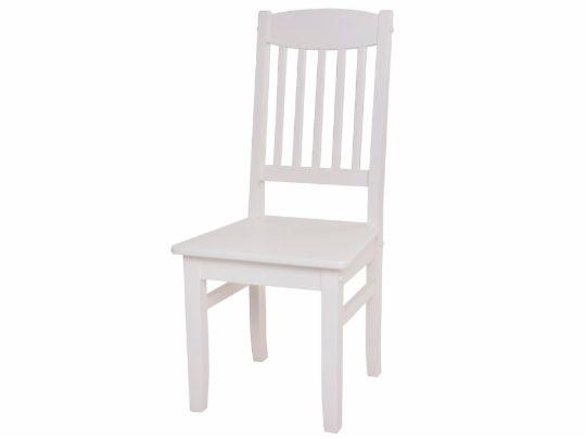 Cadeira Melodia - Branco Laqueado
