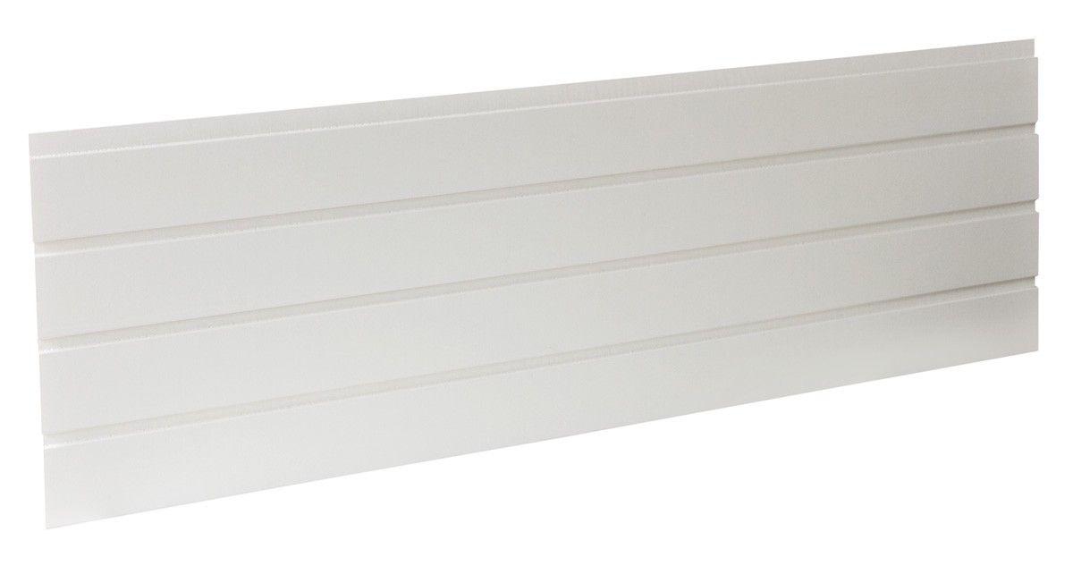 Siparila-Kattopaneeli Siparila Kaste STS, 13x95x2350mm, kosteisiin tiloihin, valkoinen-3