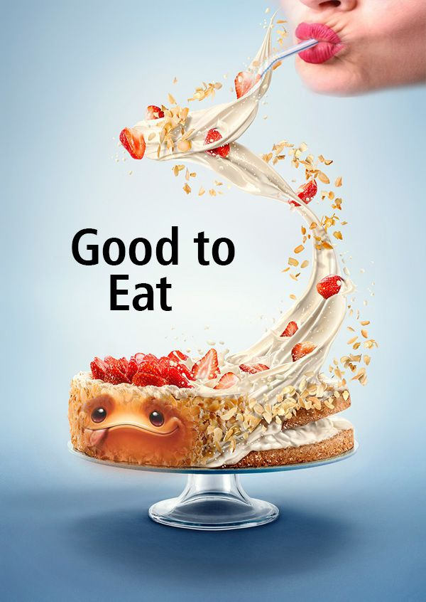 Forget About Calories Jst Focus On Your Dessert Foodondeal Dessert Delicious Sweettooth Food Advertising Food Poster Design Creative Food
