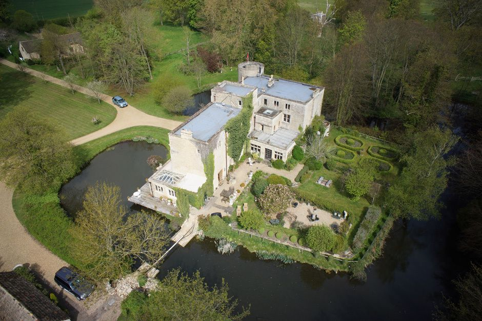 For Sale Medieval English Countryside Castle 7 656 Sf Complete With Moat And A Whole Whack Of History 2 48m English Castles Castle English Countryside