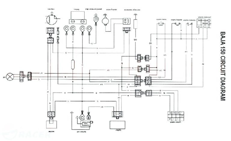 loncin 110cc wiring diagram website best of  electrical