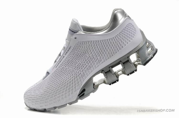best sneakers 77029 8dc37 Adidas Porsche Design S2 Original Running Shoe Mens BOUNCE S2 White Or Silver  New