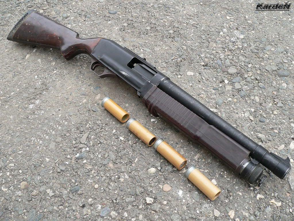 KS 23 - 6 Gauge shotgun  | Guns I Want - Long Guns | Guns