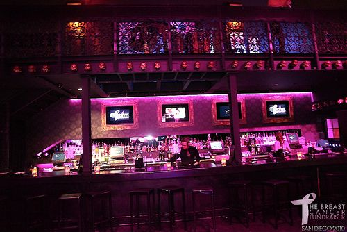 Inaugural San Diego Breast Cancer Fundraiser, Voyeur Nightclub