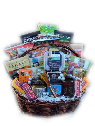 Healthy New Year Family Basket