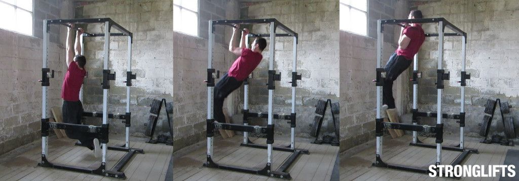 How to Do Pullups with Proper Form: The Definitive Guide   Fitness ...
