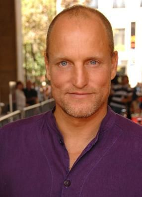 Woody Harrelson - Born in Midland, Texas. American actor. Harrelson's breakout role came in the TV sitcom Cheers as bartender Woody Boyd. Also acted in White Men Can't Jump, Natural Born Killers, The People vs Larry Flynt, No Country For Old Men, Zombieland, Seven Pounds, 2012, Rampart & most recently as Haymitch Abernathy in The Hunger Games.