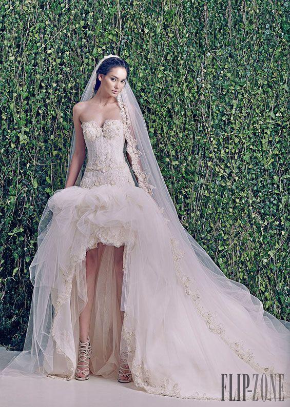 Невестински фустан од Зухаир Мурад