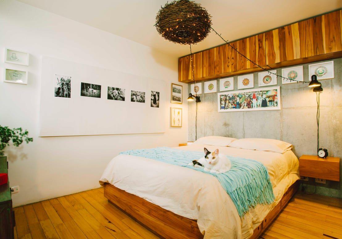 14 fantastiche idee per decorare le pareti della camera da letto - Decorare Le Pareti Della Camera Da Letto