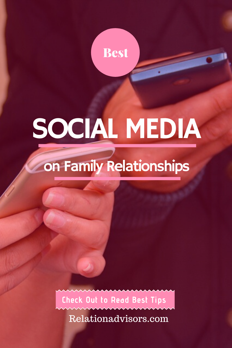 Negative Effects of Social Media on Family Relationships