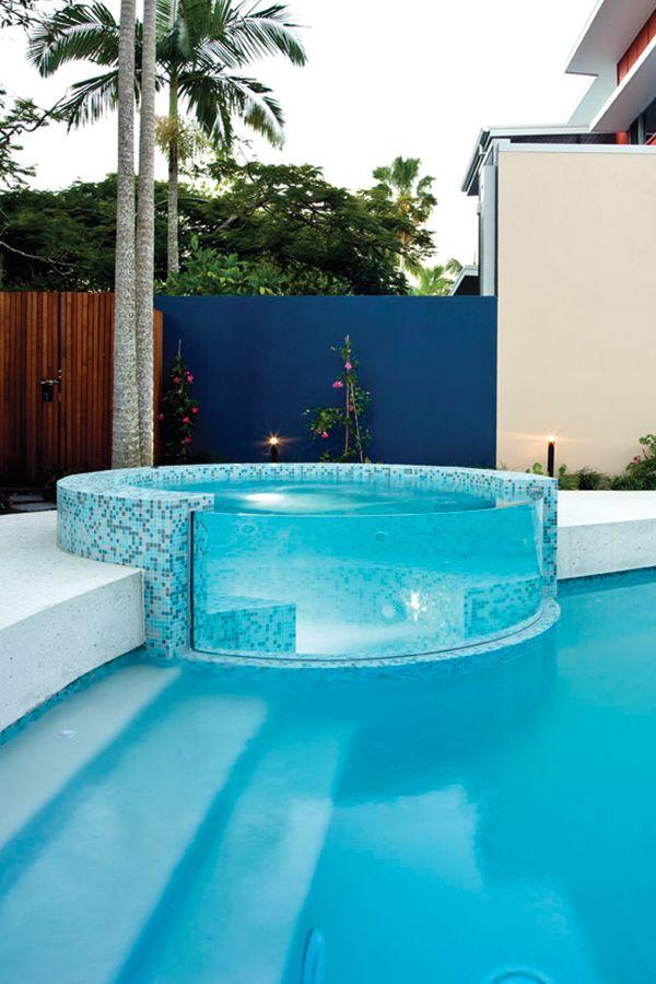 Plexiglas Pool Introductory Brochure On Designing Clear