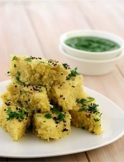 Soya khaman dhokla recipe tried and tasted pinterest gram soya khaman dhokla recipe tried and tasted pinterest gram flour consistency and healthy treats forumfinder Image collections