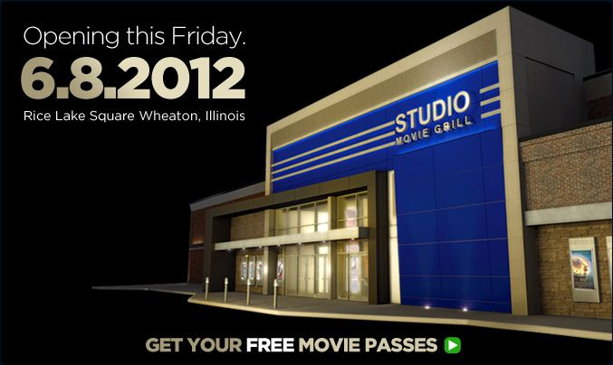 Studio Movie Grill In Scottsdale And Other Locations Movie And A