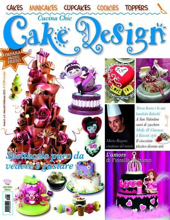 cake design | EBOOK EXCHANGE-LIBRI SCAMBIO | Pinterest | Cake designs
