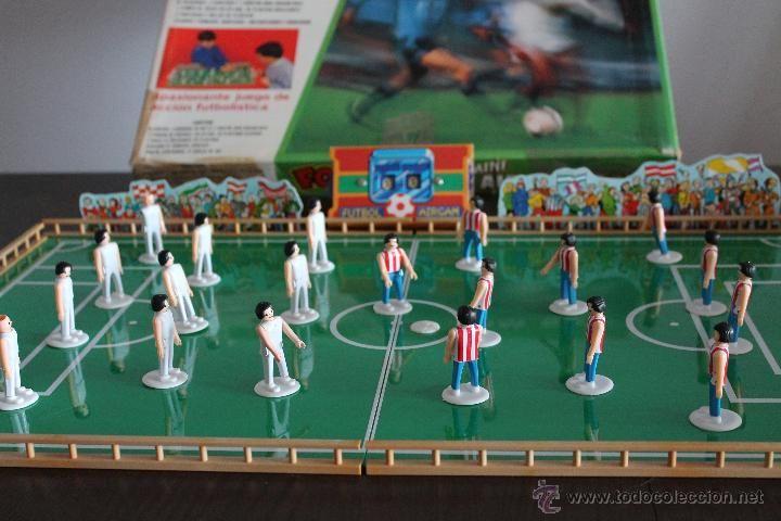 Caja de Mini Airgam boys Futbol - Madridistas/Colchoneros - Sporting - Difícil - Airgamboys