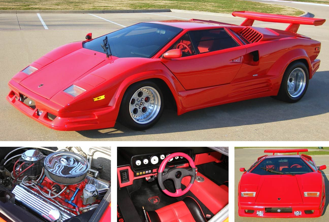Kit Cars For Sale  Lamborghini Replicas And Ferrari Replicas For .