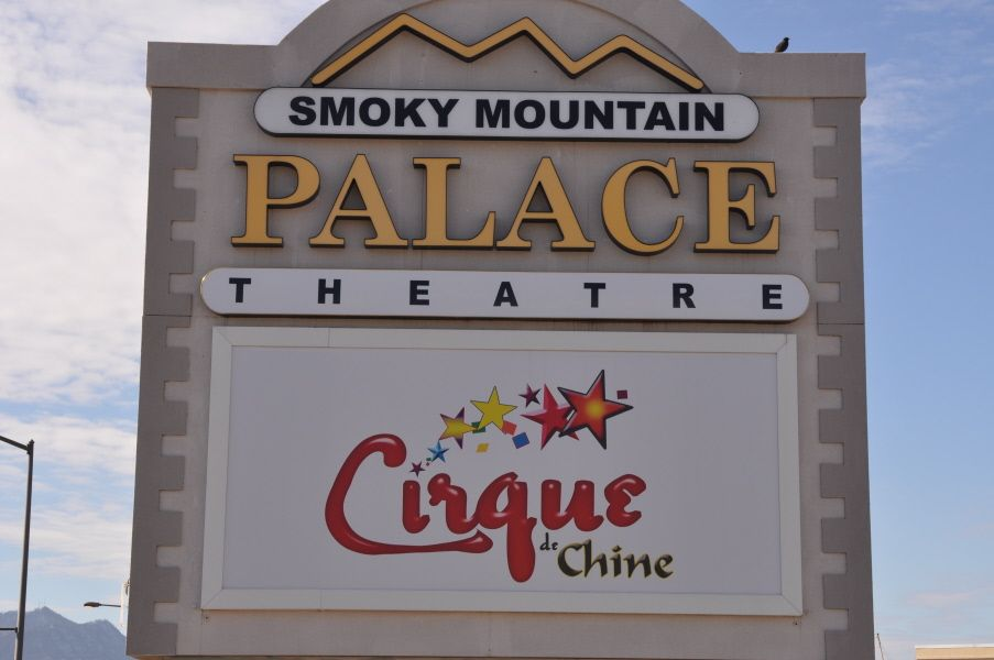 best selling retail prices really cheap Cirque de Chine at the Smoky Mountain Palace Theater in ...