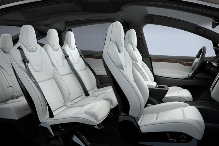 Awesome Tesla The All Electric Tesla Model X Does In
