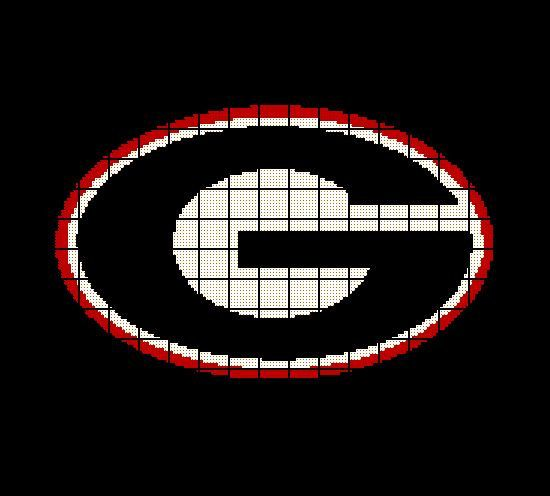 University of Georgia Bulldogs Crochet Afghan Pattern ...