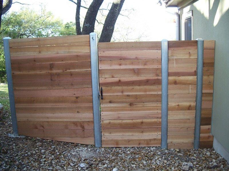 Wood Fences Gallery Viking Fence Wood Fence Metal Fence Modern Fence