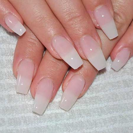 Nail Design Natural Look