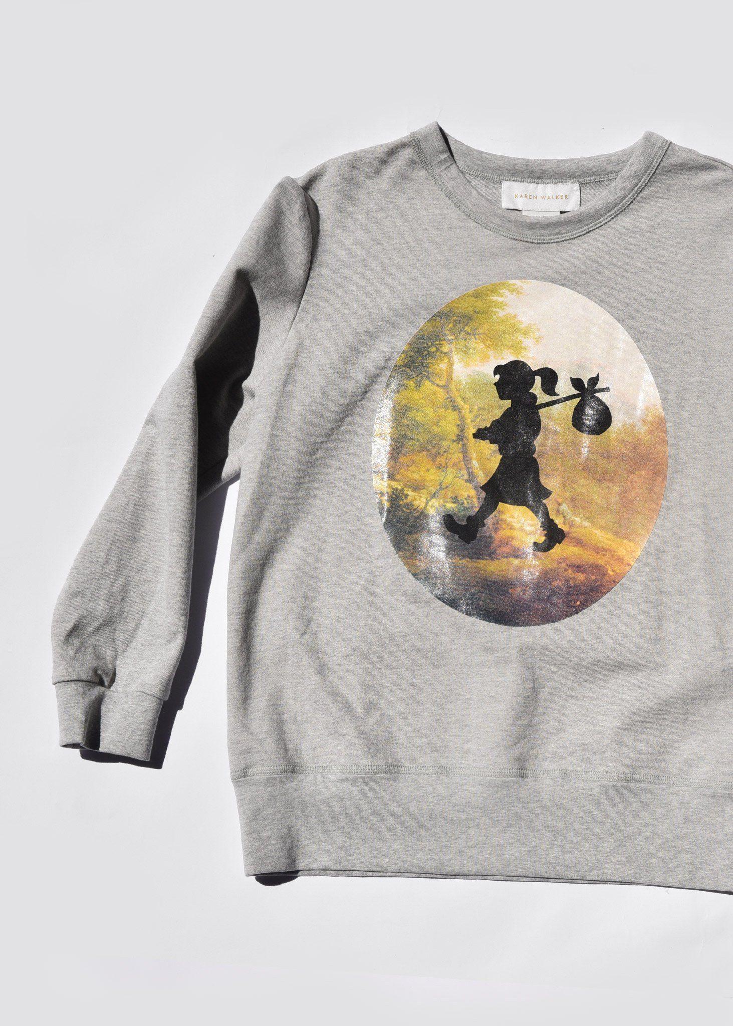 3c3991529a8 Lost Girl Sweatshirt by Karen Walker at Dead Pretty